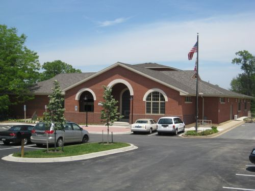 Whiteford County Library, Whiteford, MD   Roof And Trim Package