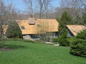 Cedar Shingle Roof Replacement - After