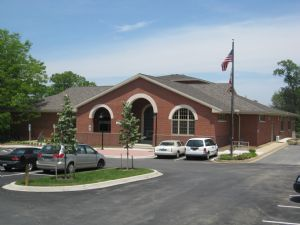 Whiteford County Library, Whiteford, MD - Roof and Trim Package